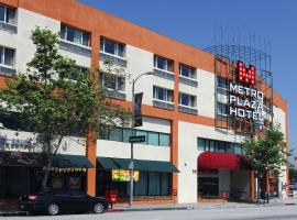 A picture of the hotel: Metro Plaza Hotel