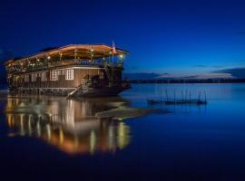 A picture of the hotel: The Vat Phou Cruise