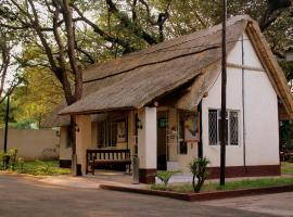 A picture of the hotel: Pamusha Lodge