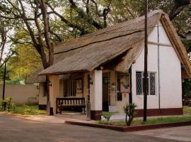 Hotel near Zimbabwe