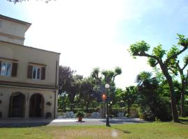 होटल की एक तस्वीर: La Versiliana Hotel