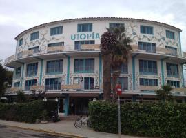 Hotel photo: Utopia Beach House