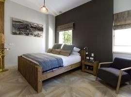 Hotel photo: Molcho Neve Tzedek Apartments by Master