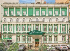 Hotel near Rusia