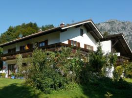 Hotel Photo: Haus Alpenland
