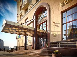 Hotel near Belarus