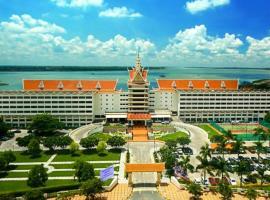 Hotel fotoğraf: Hotel Cambodiana