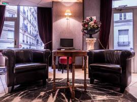 Hotel Photo: Hotel De Senlis