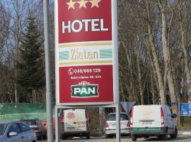 Hotel photo: Hotel Zlatan