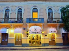 Hotel photo: Boutique Hotel Belgica