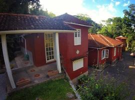 Hotel photo: Pousada Casa Canto Alto