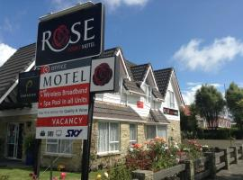 A picture of the hotel: Rose Court Motel