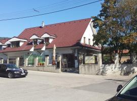 A picture of the hotel: Penzión U Srnčíka