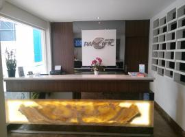 Gambaran Hotel: Hotel Pacific Makassar