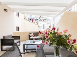 Hotel photo: Piazza Venezia Suite and Terrace