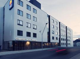 A picture of the hotel: Comfort Hotel Xpress Tromsø