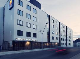 Фотография гостиницы: Comfort Hotel Xpress Tromsø