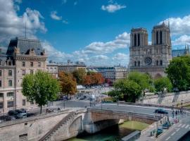 Hotel photo: Les Rives de Notre-Dame