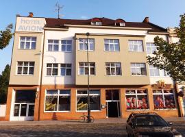 Hotel near Простеёв
