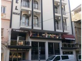 Hotel photo: Baranlar Hotel