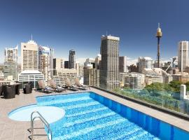 Hotel photo: Pullman Sydney Hyde Park