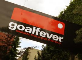 Hotel Foto: Goalfever Sports & Guesthouse