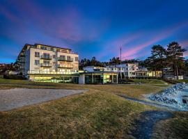 Hotel Photo: Strand Hotel Fevik - by Classic Norway