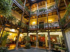 A picture of the hotel: La Casona de la Ronda Hotel Boutique Patrimonial