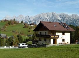 Hotel photo: Ferienhaus Almfrieden