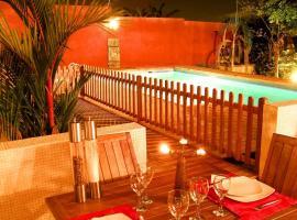 Hotel near Ivory Coast