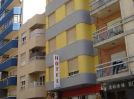 Hotel Photo: Hotel Azahar