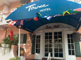 A picture of the hotel: Towne Hotel