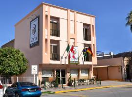 Hotel photo: Hotel Zafra