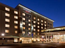 Hotel photo: Courtyard Fort Wayne Downtown at Grand Wayne Convention Center