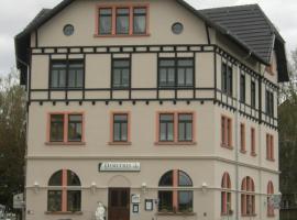 Hotel photo: Forsthaus Knautkleeberg