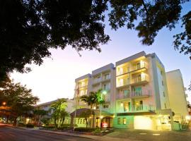 Hotel photo: Residence Inn Miami Coconut Grove