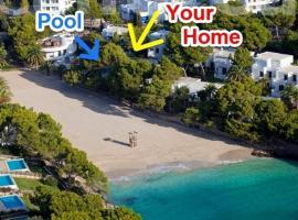 Hotelfotos: Beach Suite Playa Cala dor