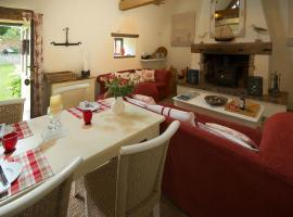 Hotel Photo: White Horse Farm Luxury Holiday Barns