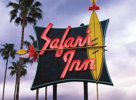 Hotel photo: Safari Inn, a Coast Hotel