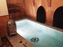 Hotel photo: Riad Bjoujna