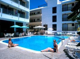 Hotel photo: Poseidon Hotel and Apartments