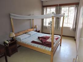 Hotel near Kampala