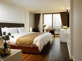Hotel near Чонджу