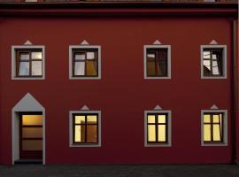 Hotel near Hermannstadt
