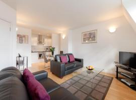 Hotel fotografie: Roomspace Serviced Apartments - Groveland Court
