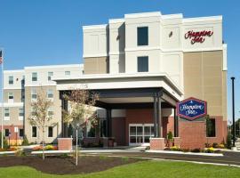 Hotel photo: Hampton Inn Lewiston-Auburn