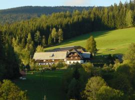 Hotel photo: Familienhotel und Reiterparadies Ponyhof