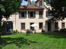 Hotel photo: Le Jardin de Beauvoir