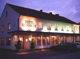 A picture of the hotel: Hotel Lenniger