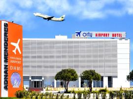 Hotel Foto: Orty Airport Hotel
